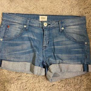 Hudson Cuffed Short Short Size 28